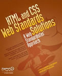 HTML and CSS Web Standard Solutions