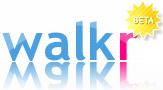 walkr logo